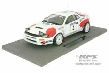 Toyota Celica Turbo 4WD Rallye Rally Catalunya 1992 Sainz 1:18 Top Marques 034G