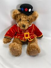 """Keel Toys Limited Beefeater Teddy Bear Glorious Britain Plush 10"""""""