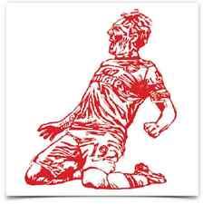 "Santi Cazorla Sticker 4"" x 4"" - Arsenal Sticker - StickersFC.com"