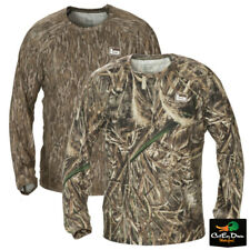 NEW BANDED GEAR YOUTH TEC STALKER MOCK NECK L/S HUNTING SHIRT - B3030001 -