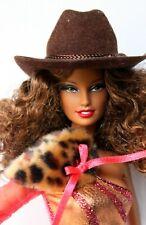 Barbie Basics African American Red Target Model 02 Redressed Beautiful