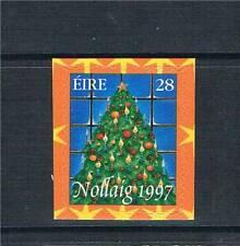 Irlanda Navidad 1997 S/Adh SG 1149 estampillada sin montar o nunca montada