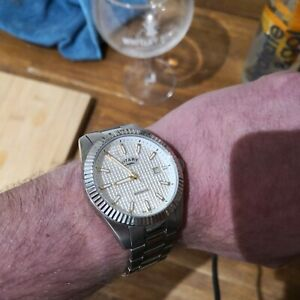 Mens rotary automatic watch