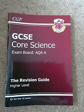 GCSE Core Science OCR 21st Century Revision Guide - Higher as new
