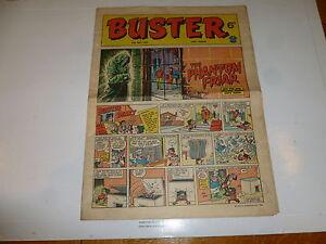 BUSTER Comic - Date 16/05/1964 - UK Paper Comic
