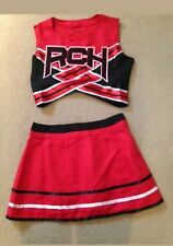Womens Ladies Cheerleader Costume/outfit Similar To Bring It On Size 8-10