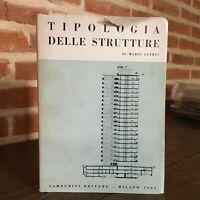 Tipologia Delle Strutture Di Mario Guerci Tamburini Editori 1961