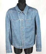 Levis Polohemd Vintage Jeans Herren Jeansjacke Größe XL