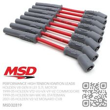 PERFORMANCE MSD IGNITION LEADS V8 GEN III LS1 5.7L [HOLDEN WH-WK-WL STATESMAN]