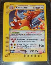 Crystal Charizard 146/144 Skyridgde Secret Rare *REPLICA* HAND-MADE ARTWORK