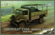 CHEVROLET C30A STEEL BODY (CANADIAN ARMY MARKINGS) #35028 1/35 IBG BRAND NEW