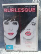 BURLESQUE CHER CHRISTINA AGUILERA DVD M R4