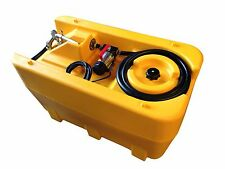 220L DIESEL BOWSER,PORTABLE FUEL TANK, 12V PUMP, 2 YEARS WARRANTY, FREE SHIPPING
