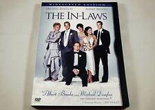 The In-Laws DVD Michael Douglas, Albert Brooks, Ryan Reynolds, Candice Bergen