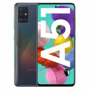 Samsung Galaxy A51 SM-A515F/DSN-128GB-Prism Crush Black Neu !SPECIAL WEEK DEAL!