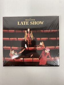 The Beaches – Late Show - New & Sealed- CD-