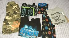 Mix Lot Of Boys Clothes Size 6