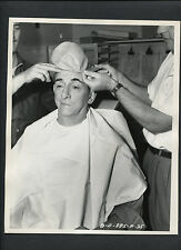 EDWARD EVERETT HORTON HAS A BALD CAP INSTALLED IN MAKEUP - 1947 DBLWT - EXC COND
