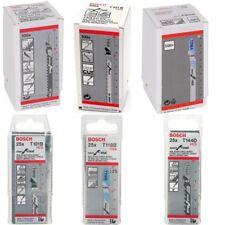 ORIGINAL-BOSCH-Stichsägeblätter 25/100 er Pack Auswahl T144D T101B T101D T308B