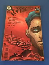 """Superboy (DC, 1994 series) #91 Joe Kelly """"Our Worlds At War"""" Superman cameo"""
