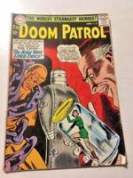"Doom Patrol No. 88, ""The Man Who Lived Twice,"" DC Comics, June 1964"