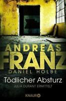 Tödlicher Absturz   Andreas Franz (Holbe) Thriller  Taschenbuch  ++Ungelesen++