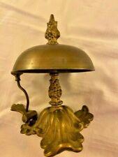 Brass Counter Top Bell