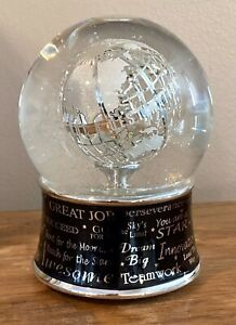 Things Remembered Success Is A Journey Not A Destination Water Snow Globe Grad