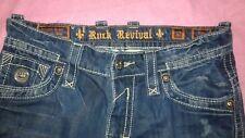 Rock Revival Men's Denim 32X31Jeans Hot!!