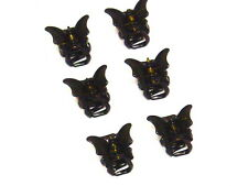 Beautiful Children Mini Pack Of Six Butterfly Hair Clamps Children Hair Clips
