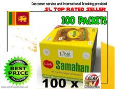 SAMAHAN Herbal Tea Ayurveda NaturalDrink Fast remedy for Cold flu & Cough (100)
