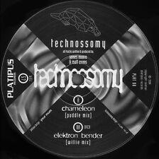 "TECHNOSSOMY CHAMELEON 12"" 1994 Platipus James Monro Bumbling Loons Fidget Goa"