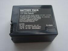 Batería NP-FF70 NP-FF71 para SONY DCR-IP7BT DCR-IP7E DCR-IP45 DCR-IP45E DCR - IP