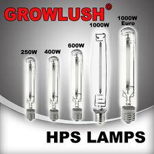 HPS 600w Grow light Bulb Lamp for Hydroponics Growers
