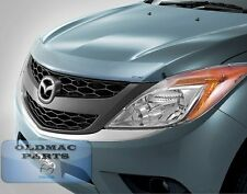 Brand New Genuine Mazda New BT50 UP June 2011 Onwards Bonnet Protector Clear
