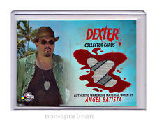 DEXTER SEASON 1 & 2 COSTUME CARD DC3 ANGEL BATISTA