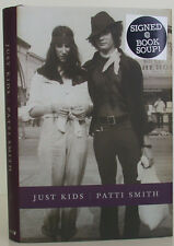 PATTI SMITH Just Kids SIGNED FIRST EDITION
