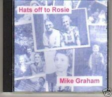 (E143) Mike Graham, Hats Off to Rosie - DJ CD