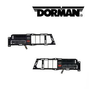 2PCS DORMAN Front Interior Door Handle Fit Chevrolet Blazer, C1500/ GMC C1500...