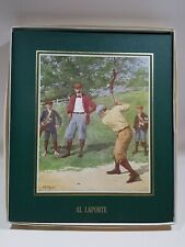 NOS Vintage C.R Gibson Scrapbook Golf Classic 29 Pages