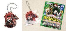 My Hero Academia Pita! Deforme Acrylic Keychain Battle Ver Eijiro Kirishima New