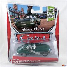 Disney Pixar Cars David Hobbscapp 2012 Wgp collection by Mattel - worn pack
