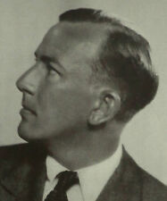 Noel Coward Dorothy Wilding Photograph 1930 1 Page Photo Study Article 6052