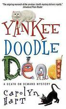 Yankee Doodle Dead (Death on Demand Mysteries, No. 10)-ExLibrary