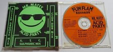 MR Matey – Acid party CD MAXI SINGLE