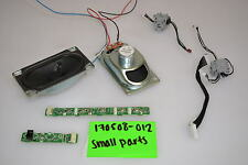 SANYO CLT2054 Small Parts Repair Kit SPEAKERS; CONTROLS ; IR SENSOR