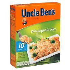 Uncle Ben's Wholegrain Rice (500g)