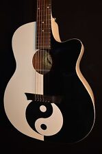 Dean MS Schenker Yin Yang Performer Acoustic Electric Guitar - Free Shipping!