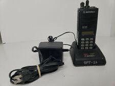 Motorola Mts2000 800mhz Smartzone Omnilink Model 3 125khz Portable Radio Pd Fd