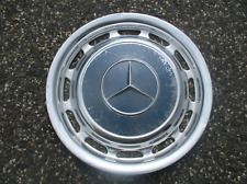 1969 to 1983 Mercedes Benz 240D 450 SEL Pagoda hubcap blue